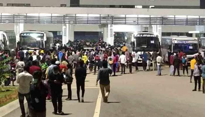 Karnataka iPhone plant vandalised by employees; know the reason