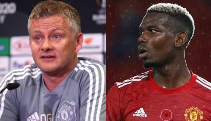Paul Pogba still determined to succeed at Manchester United, says manager Ole Gunnar Solskjaer