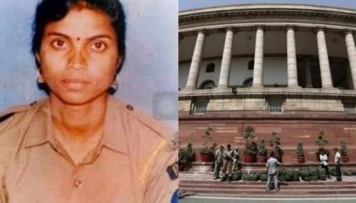 CRPF book chronicles valour of Kamlesh Kumari who laid down life during Parliament attack