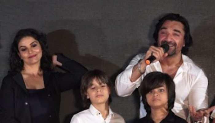 Ajaz Khan's video song tribute to motherhood 'Ohh Maa' goes viral - Watch