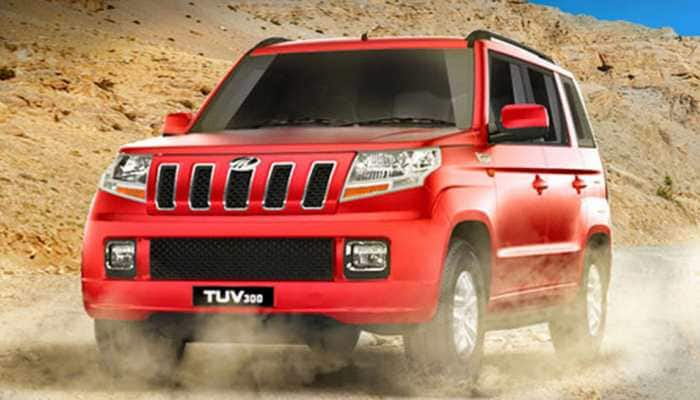 BS6 Mahindra TUV300 facelift version launching in 2021: Reports