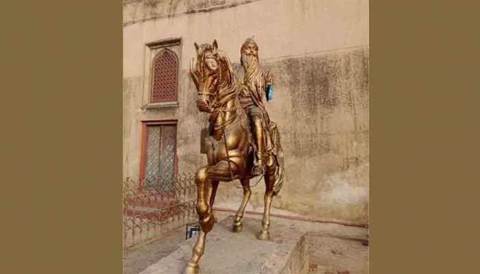 Maharaja Ranjit Singh's statue vandalised in Pakistan, creates rift between ISI and Khalistanis