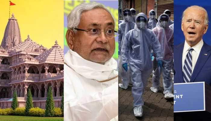 Elections, Protests, Coronavirus, Ayodhya's Ram Temple: Major events that dominated 2020