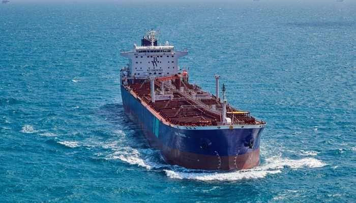 Explosives-laden boat hits fuel ship BW Rhine at Saudi Arabia port, ministry says