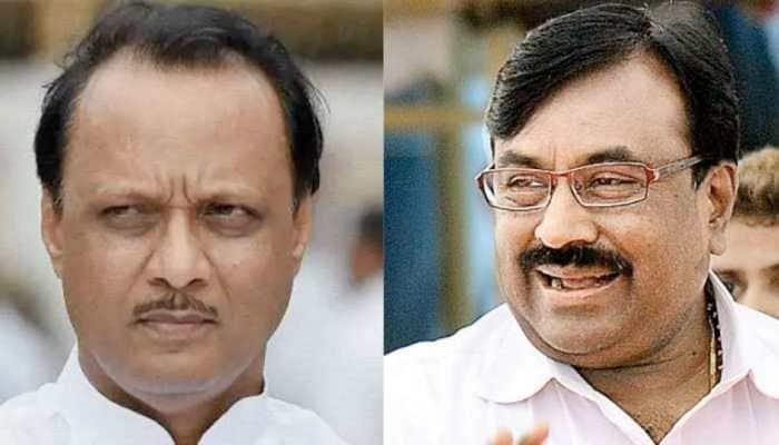 Sudhir Mungantiwar reminds Ajit Pawar on his brief BJP association in heated debate in Maharashtra Assembly