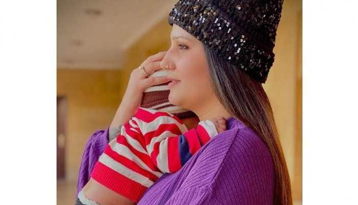 Sapna Choudhary shares first glimpse of her adorable baby boy - Take a look