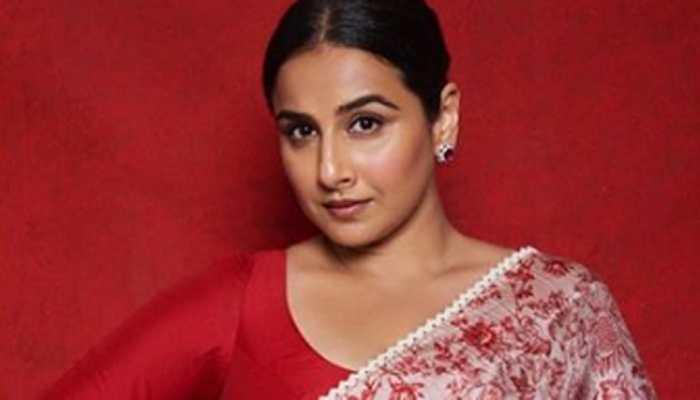 Vidya Balan earns 'good karma' on vacation as she sets on a cleanliness drive