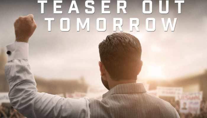Saif Ali Khan starrer 'Tandav' first look drops online, trends high on Twitter!