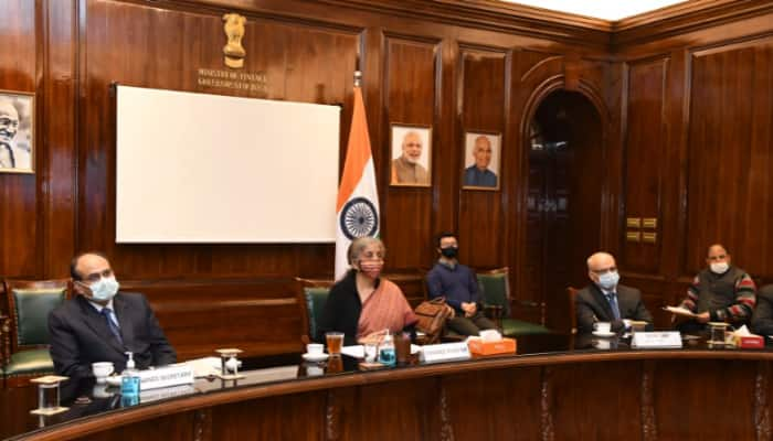 Budget 2021-22: FM Nirmala Sitharaman holds 6th pre-budget consultations with representatives of social sector