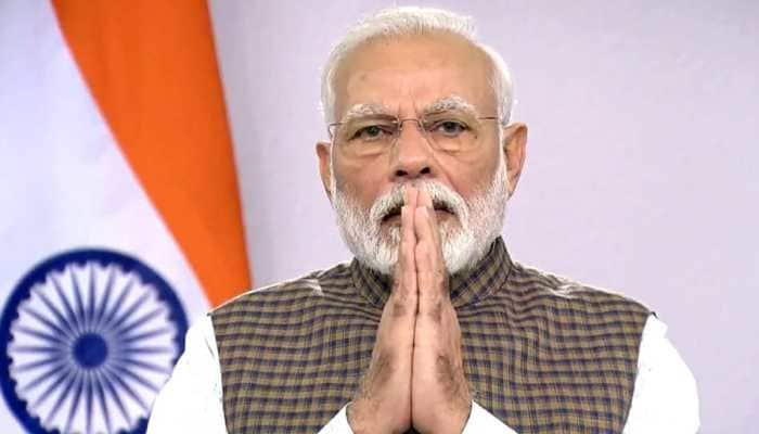 PM Narendra Modi offers condolences to Nawaz Sharif on his mother's death