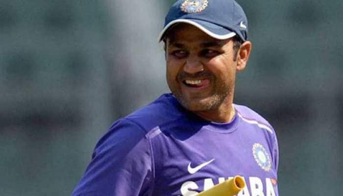 Cricketer Virender Sehwag's reaction to Delhi earthquake has netizens in splits