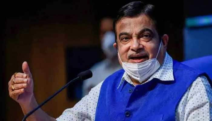 Nitin Gadkari unveils Vedic Paint made from cow dung, says 'will boost rural economy'