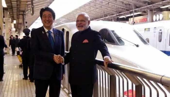 Indian bullet train: Everything you need to know about PM Narendra Modi's dream project