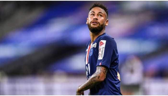 Neymar expected to make PSG return in January after ankle injury