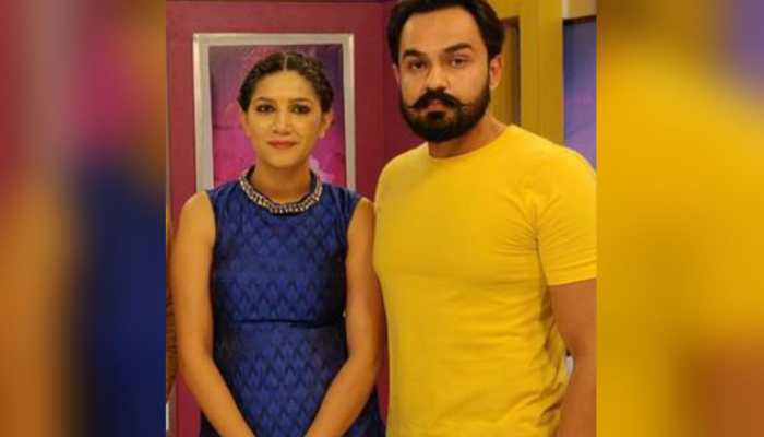 Sapna Choudhary twins with hubby Veer Sahu on his birthday, viral pics inside