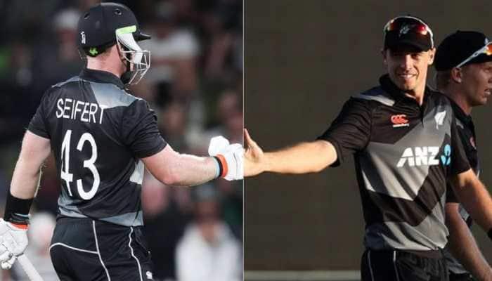 Tim Seifert, Tim Southee help New Zealand thrash Pakistan by 9 wickets in 2nd T20I, clinch series