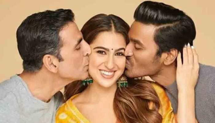 Akshay Kumar, Sara Ali Khan, Dhanush to shoot at Taj Mahal for 'Atrangi Re'