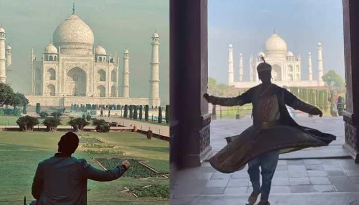 Akshay Kumar or Dhanush: Choose which stunning visual you like better from Atrangi Re shoot