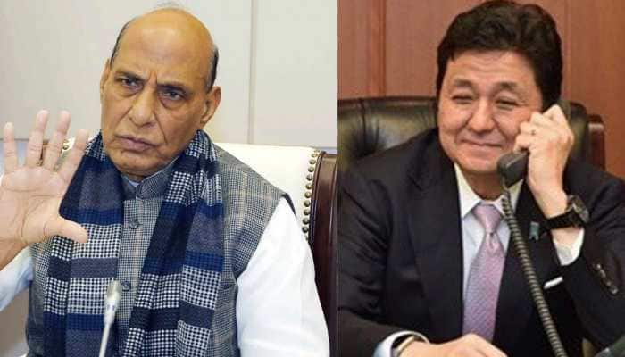 India and Japan 'strongly oppose any attempts to unilaterally change status quo by coercion', discuss China's aggressive actions