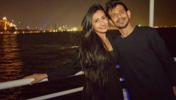 Cricketer Yuzvendra Chahal ties knot with Youtuber Dhanashree Verma; see pics here