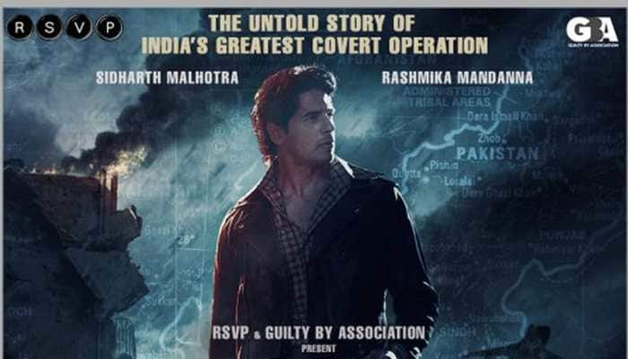 South sensation Rashmika Mandanna joins forces with Sidharth Malhotra in 'Mission Majnu' - First look out!