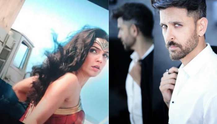 Wonder Woman Gal Gadot responds to Hrithik Roshan - Deets inside