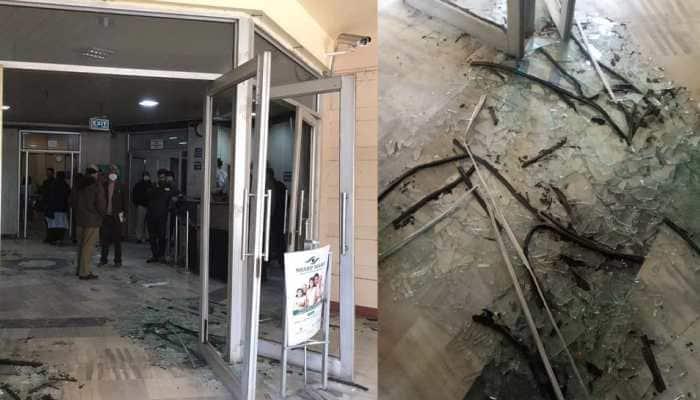 Delhi Jal Board's Raghav Chadha accuses BJP of vandalising his office, attacking staff; party denies