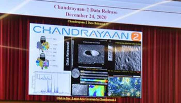 Chandrayaan-2 mission's initial data released: ISRO