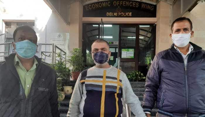 Delhi Police nabs man accused of misappropriating Rs 9 crore using seven bank accounts