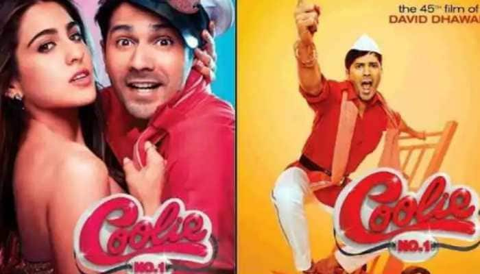 Varun Dhawan, Sara Ali Khan-starrer Coolie No. 1 leaked by Tamilrockers hours within its release
