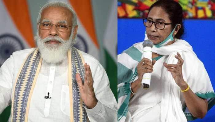 PM Narendra Modi slams CM Mamata Banerjee over money transfer to West Bengal farmers from Centre, she hits back