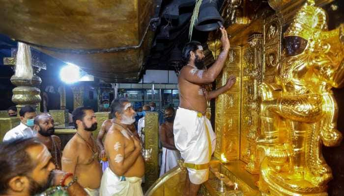 Sabarimala temple income drops from over Rs 156 crore in 2019 to just over Rs 9 crore in 2020 due to COVID-19 restrictions