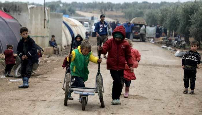 Syrian refugee camp torched in Lebanon, hundreds left homeless