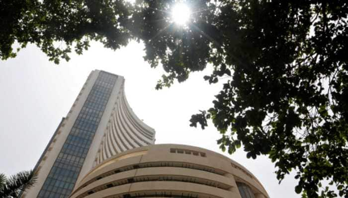 Markets touch new record highs; Sensex soars 370 points