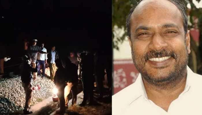 Karnataka Legislative Council Deputy Speaker SL Dharme Gowda commits suicide, body found on railway track | India News | Zee News