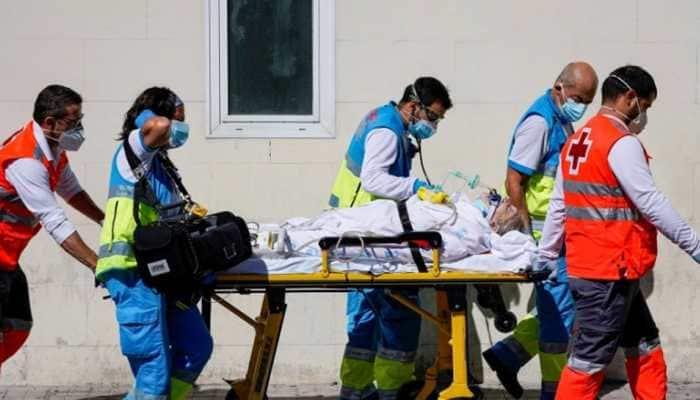 Russia admits its coronavirus death toll third-worst in the world