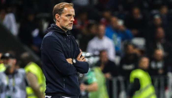 French champions Paris St Germain sack head coach Thomas Tuchel