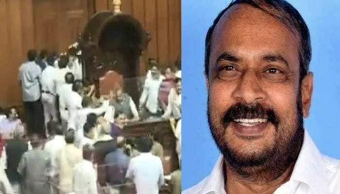 Karnataka Legislative Council deputy chairman SL Dharme Gowda found dead on rail track, police claims suicide