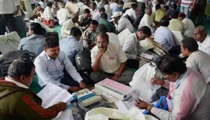 Karnataka gram panchayat polls: Counting of votes underway, BJP confident of big win