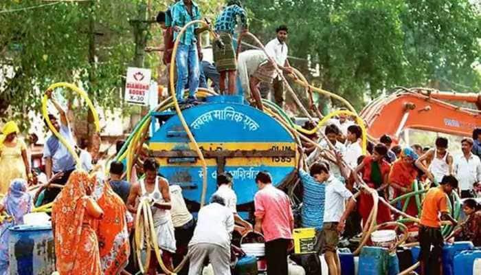 Delhi water crisis may deepen as ammonia levels in Yamuna rising, warns DJB chief Raghav Chadha