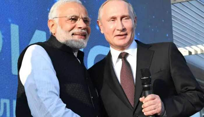 Big blow to China as Russian President Vladimir Putin wishes PM Modi, says this about relations with India