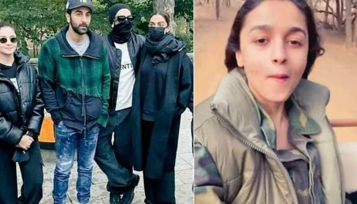 Ranbir Kapoor, Alia Bhatt, Deepika Padukone and Ranveer Singh's pics from Ranthambore safari go viral!