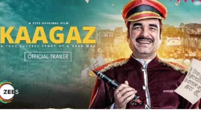 'Kaagaz' is a satirical take on reality, says Pankaj Tripathi