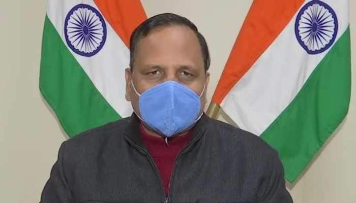 Healthcare, frontline workers to get COVID-19 vaccine first in Delhi: Health minister Satyendar Jain