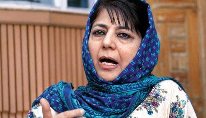Mehbooba Mufti spent Rs 82 lakh in 6 months as J&K CM on bedsheets, furniture, TVs, reveals RTI query