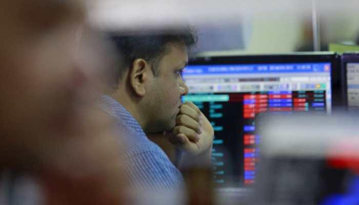 Sensex snaps 10-session winning run, drops 264 points