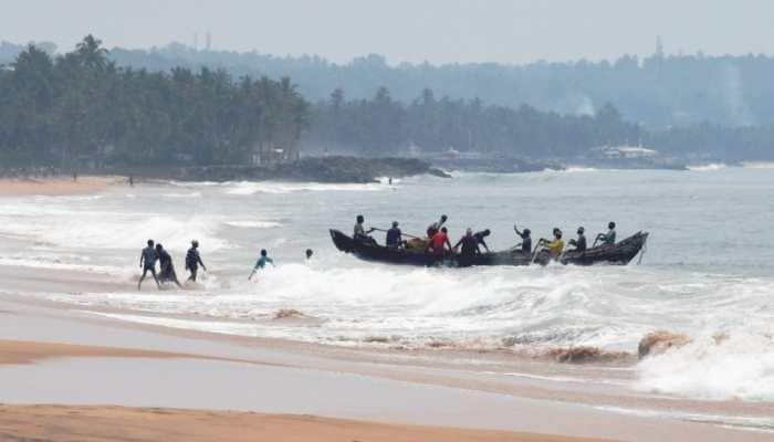 19-year old boy uses drone in Kerala to help in rescue of 4 fishermen adrift at sea