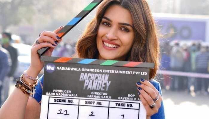 Akshay Kumar, Kriti Sanon, Jacqueline Fernandez begin shooting for 'Bachchan Pandey'