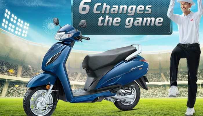 Activa scooter model crosses 2.5 crore customers-mark in India: HMSI