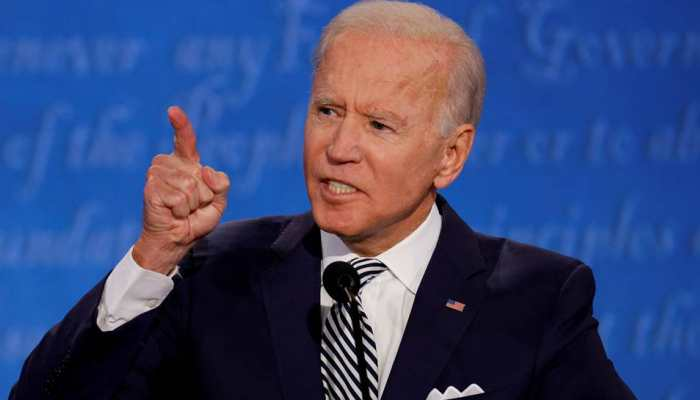 Joe Biden hints at double standards for pro-Trump mob at Capitol and BLM protesters